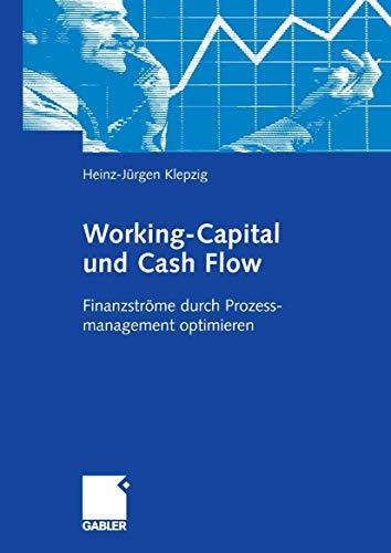9783834904232: Working-Capital und Cash Flow (German Edition)
