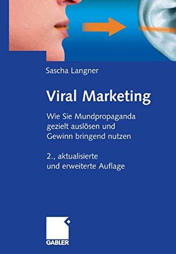 9783834905956: Viral Marketing