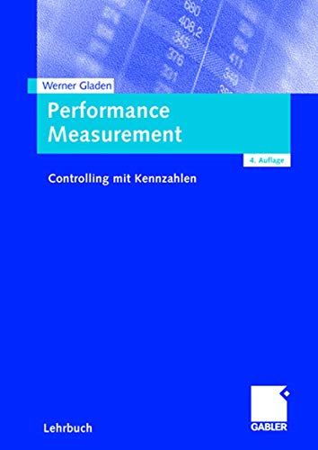 9783834908278: Performance Measurement