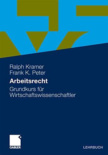 Arbeitsrecht: Ralph Kramer; Frank