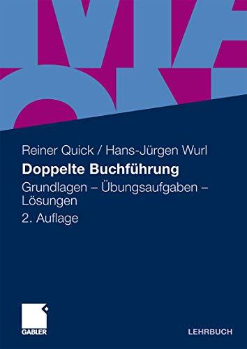 9783834918185: Doppelte Buchführung: Grundlagen - Übungsaufgaben - Lösungen (German Edition)