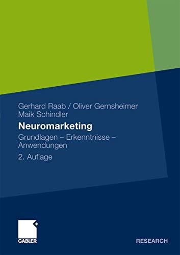 9783834918314: Neuromarketing: Grundlagen - Erkenntnisse - Anwendungen