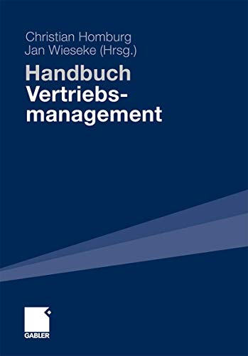 Handbuch Vertriebsmanagement: Armin Arnold (contributions),