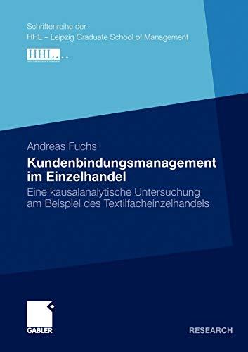 Kundenbindungsmanagement im Einzelhandel: Andreas Fuchs