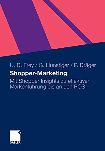 9783834922243: Shopper-Marketing