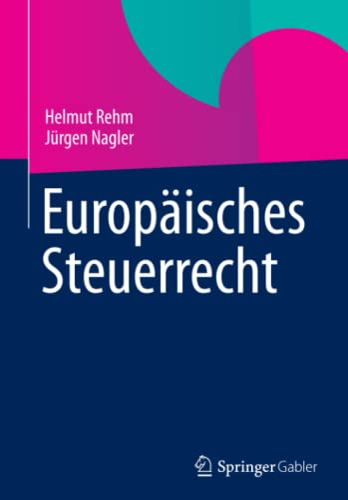 9783834922984: Europ�isches Steuerrecht