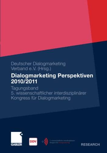 Dialogmarketing Perspektiven 20102011