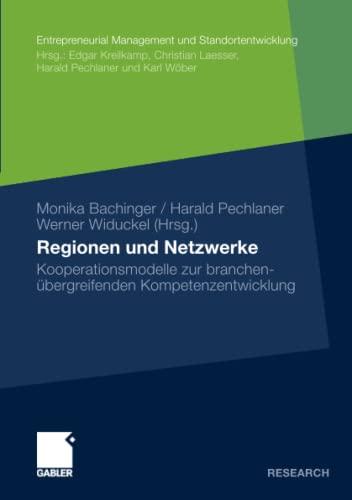 Regionen und Netzwerke: Monika Bachinger
