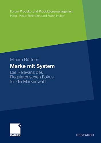 Marke mit System: Miriam B�ttner