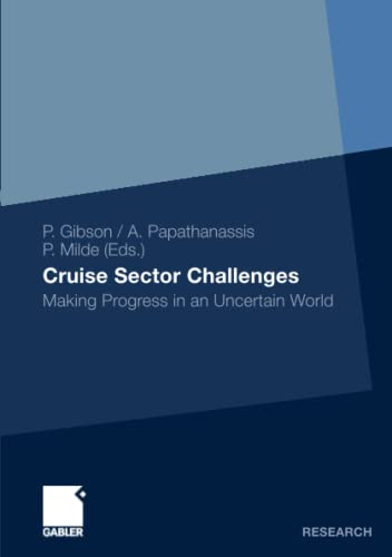 9783834931672: Cruise Sector Challenges: Making Progress in an Uncertain World
