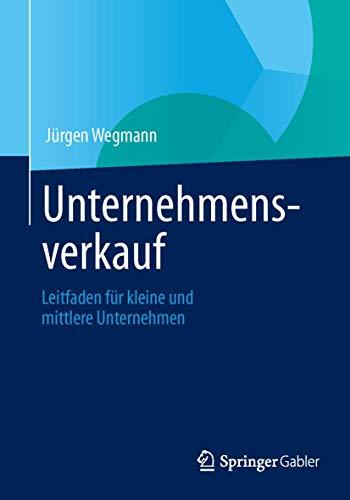 Unternehmensverkauf: J�rgen Wegmann