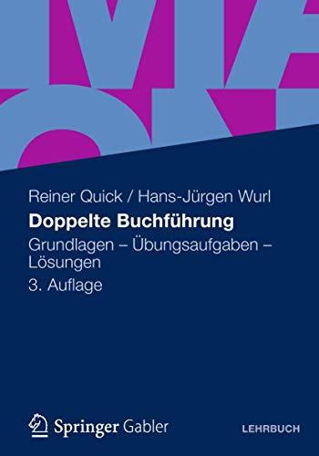 9783834933331: Doppelte Buchführung: Grundlagen - Übungsaufgaben - Lösungen (German Edition)