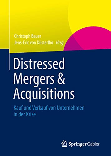 Distressed Mergers & Acquisitions: Christoph Bauer
