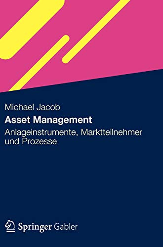 Asset Management: Michael Jacob