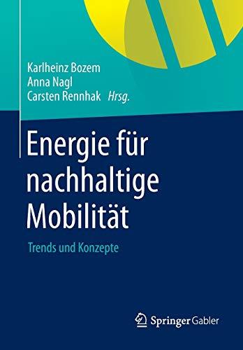 Energie für nachhaltige Mobilität: Karlheinz Bozem