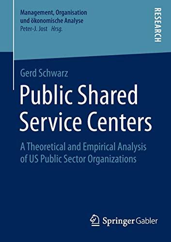 Public Shared Service Centers: Gerd Schwarz