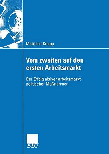 Vom zweiten auf den ersten Arbeitsmarkt: Matthias Knapp
