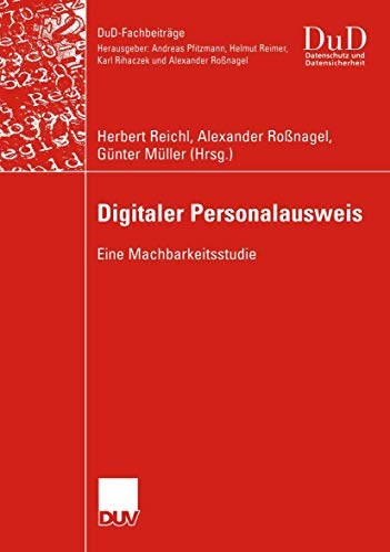 Digitaler Personalausweis: Eine Machbarkeitsstudie