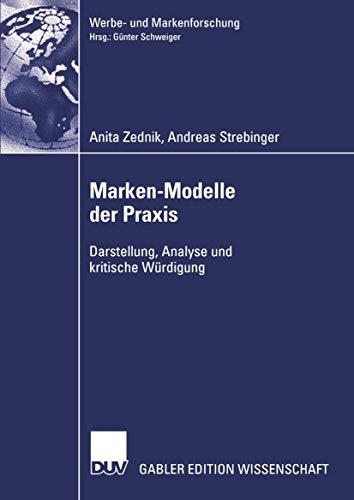 Marken-Modelle der Praxis: Anita Zednik