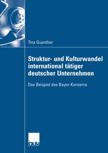 Struktur- und Kulturwandel international t: Tina Guenther
