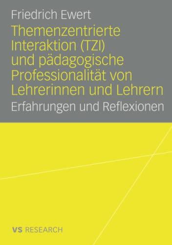 Themenzentrierte Interaktion TZI und p: Friedrich Ewert