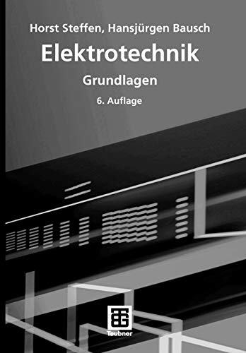 9783835100145: Elektrotechnik: Grundlagen (German Edition)