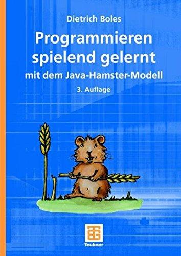 9783835100640: Programmieren spielend gelernt mit dem Java-Hamster-Modell (German Edition)