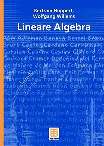 9783835100893: Lineare Algebra