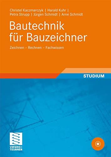 9783835101081: Bautechnik f�r Bauzeichner