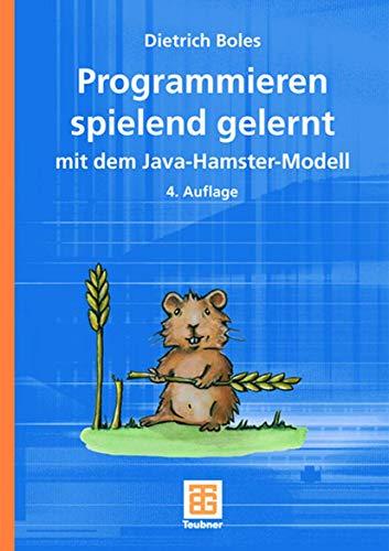 9783835101944: Programmieren spielend gelernt mit dem Java-Hamster-Modell (German Edition)