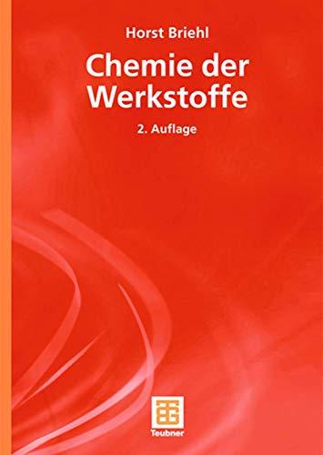 9783835102231: Chemie der Werkstoffe (German Edition)