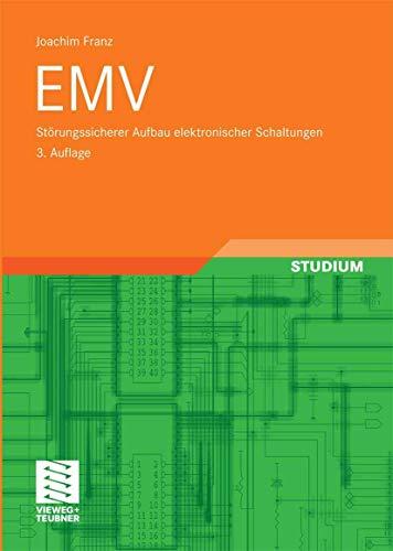 9783835102361: EMV: Störungssicherer Aufbau elektronischer Schaltungen
