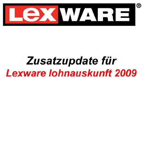 9783835205789: Lexware lohnauskunft 2009 (Version 17.50) Zusatz-Update