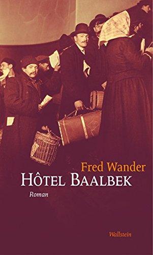 9783835301504: Hôtel Baalbek