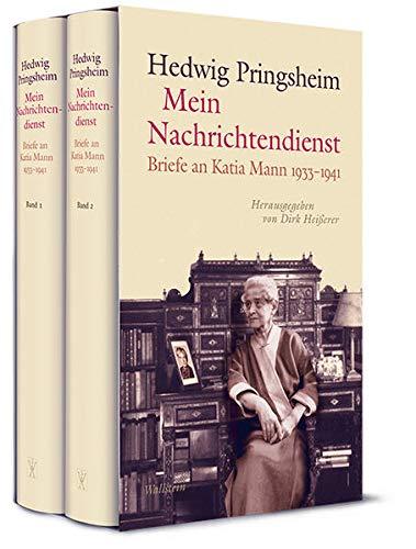 Mein Nachrichtendienst: Hedwig Pringsheim