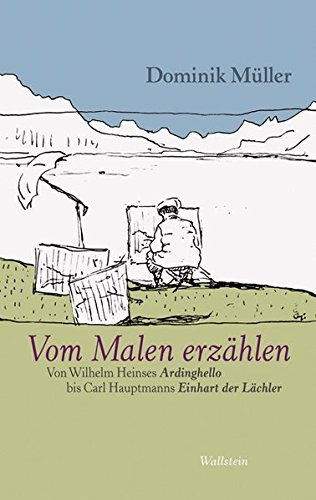 Vom Malen Erzählen: Dominik Müller