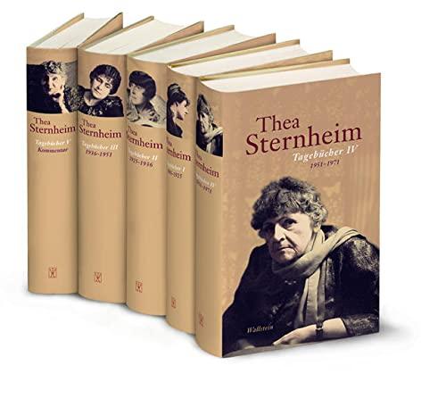 Tagebücher 1903 - 1971: Thea Sternheim
