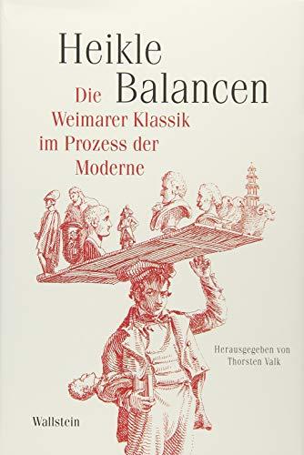 Heikle Balancen: Thorsten Valk