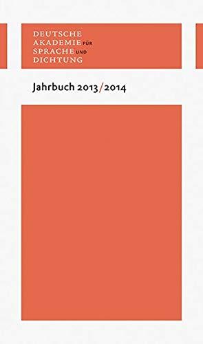 9783835314481: Jahrbuch 2013/2014