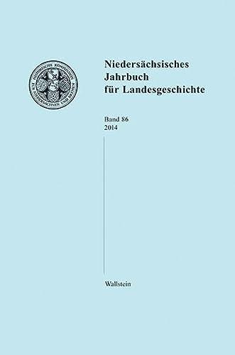 9783835315389: Niedersächsisches Jahrbuch für Landesgeschichte. Bd.86/2014