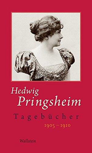 Tagebücher 04: Hedwig Pringsheim