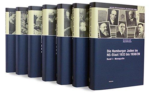 Die Hamburger Juden im NS-Staat 1933 bis 1938/39: Jörg Berkemann