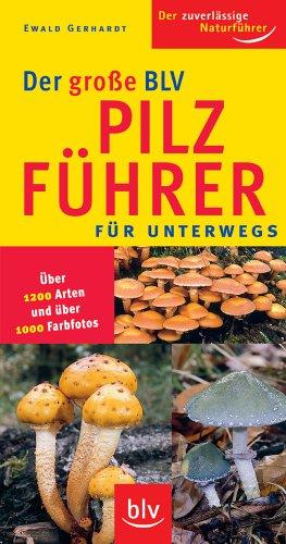 9783835400610: Der große BLV Pilzführer für unterwegs: Der zuverlässige Naturführer. Über 1200 Arten
