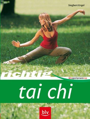 9783835400795: Richtig Tai-Chi