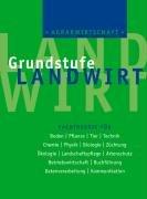 9783835401518: Grundstufe Landwirt