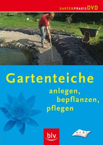 9783835401945: Gartenteiche - Anlegen, bepflanzen, pflegen [Alemania] [DVD]