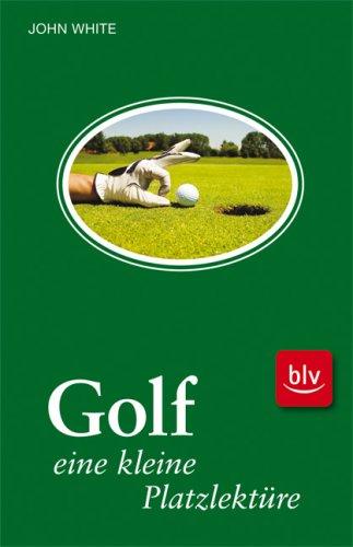 9783835404625: Golf - eine kleine Platzlektüre