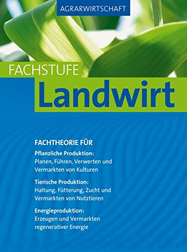 9783835405264: Agrarwirtschaft Fachstufe Landwirt
