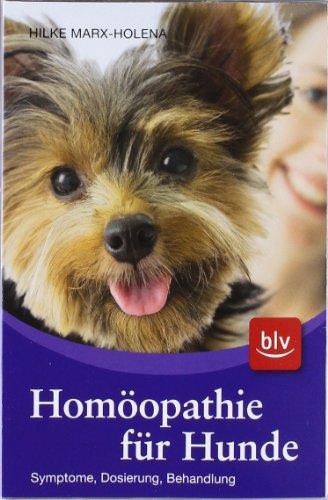 9783835406773: Homöopathie für Hunde