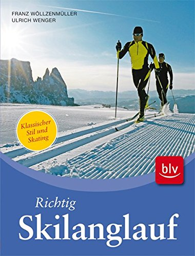 9783835407251: Richtig Skilanglaufen